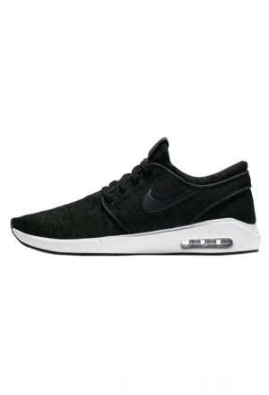 Nike SB AIR MAX JANOSKI 2 - Sneakers laag black/whiteNIKE202308