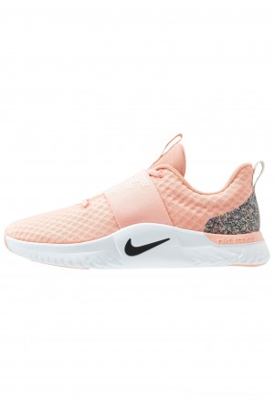 Nike RENEW IN-SEASON TR 9 - Sportschoenen coral stardust/black/phantom/whiteNIKE101652