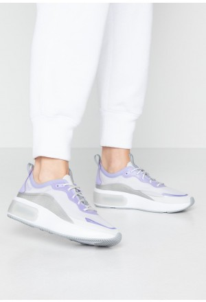 Nike AIR MAX DIA - Sneakers laag vast grey/purple agate/metallic platinum/whiteNIKE101487