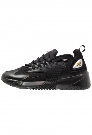 Nike ZOOM 2K - Sneakers laag black/anthraciteNIKE202476