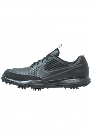 Nike Golf EXPLORER 2 S - Golfschoenen black/white/anthraciteNIKE203145