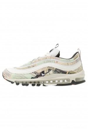 Nike AIR MAX 97 - Sneakers laag sail/white/black/team orangeNIKE202374