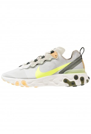 Nike REACT 55 - Sneakers laag spruce aura/volt/spruce fog/barely volt/club gold/sequoiaNIKE202557