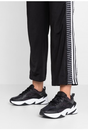Nike M2K TEKNO - Sneakers laag black/oil grey/whiteNIKE101498