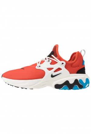 Nike REACT PRESTO - Sneakers laag cosmic clay/black/blue hero/sailNIKE202450