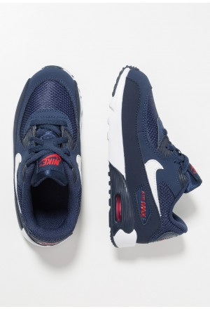 Nike AIR MAX 90 - Sneakers laag midnight navy/white/universal red/obsidianNIKE303491