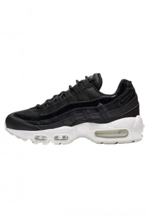 Nike AIR MAX 95 SE - Sneakers laag black/off-whiteNIKE101580