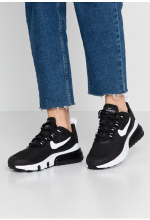 Nike AIR MAX 270 REACT - Sneakers laag black/whiteNIKE101288