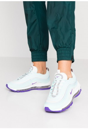 Nike AIR MAX 97 - Sneakers laag teal tint/summit white/pumice/hyper grapeNIKE101540