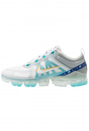 Nike AIR VAPORMAX 2019 SE - Sneakers laag white/university gold/wolf grey/game royalNIKE202630