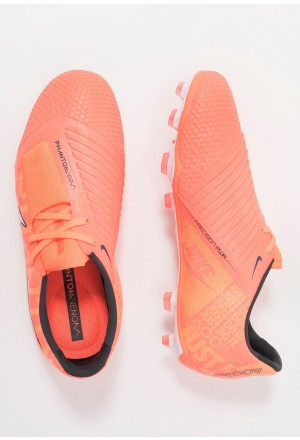 Nike PHANTOM ELITE FG - Voetbalschoenen met kunststof noppen bright mango/white/orange/anthraciteNIKE303679