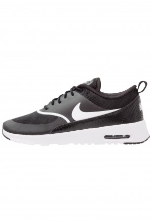 Nike AIR MAX THEA - Sneakers laag black/whiteNIKE101521