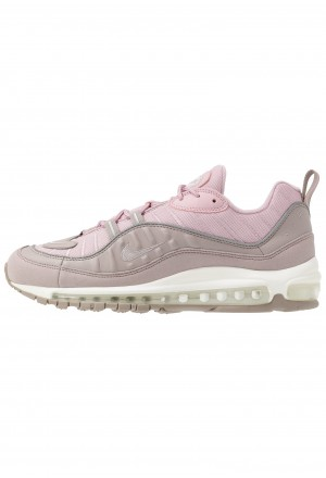Nike AIR MAX 98 - Sneakers laag pumice/plum chalk/summit whiteNIKE202323