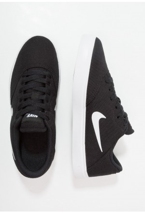 Nike SB CHECK - Sneakers laag black/whiteNIKE303356