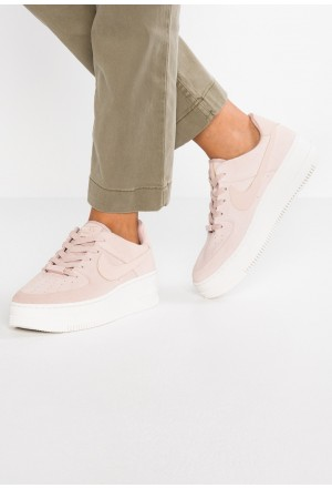 Nike AIR FORCE 1 SAGE - Sneakers laag particle beige/phantomNIKE101248
