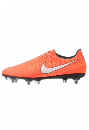 Nike PHANTOM ACADEMY SGPRO AC - Voetbalschoenen met metalen noppen bright mango/white/orange/anthraciteNIKE203102