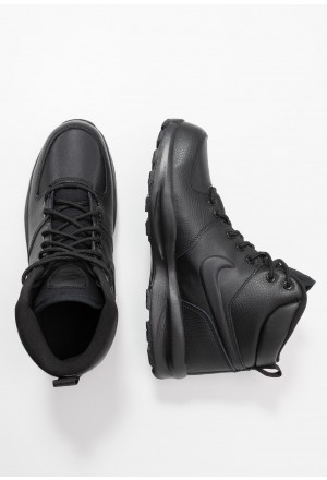 Nike MANOA '17 - Sneakers hoog blackNIKE303199