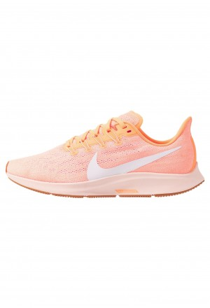 Nike AIR ZOOM PEGASUS 36 - Stabiliteit hardloopschoenen orange pulse/white/guava iceNIKE101626