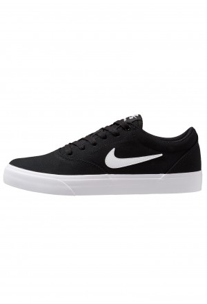 Nike SB CHARGE  - Sneakers laag black/whiteNIKE202306