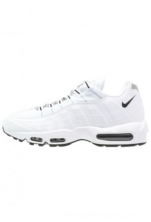 Nike AIR MAX '95 - Sneakers laag white/blackNIKE202606
