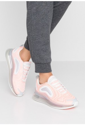 Nike AIR MAX 720 - Sneakers laag bleached coral/summit white/pure platinumNIKE101376