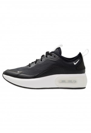 Nike AIR MAX DIA - Sneakers laag black/summit whiteNIKE101512