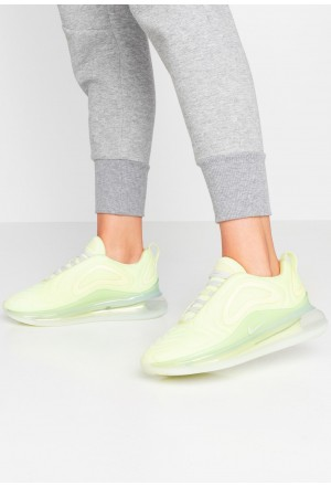 Nike AIR MAX 720 SE - Sneakers laag luminous green/platinum tint/metallic sepia stoneNIKE101542