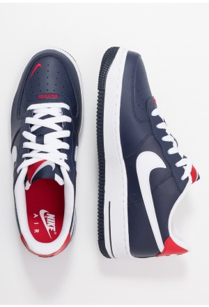 Nike AIR FORCE 1 - Sneakers laag obsidian/white/university redNIKE303304