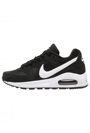 Nike AIR MAX COMMAND FLEX - Sneakers laag black/whiteNIKE303268