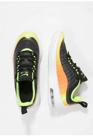 Nike AIR MAX AXIS - Sneakers laag black/volt/total orangeNIKE303500
