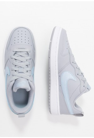 Nike COURT BOROUGH EP - Sneakers laag wolf grey/celestine blue/celestine blue/whiteNIKE303482