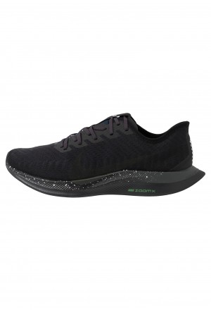 Nike ZOOM PEGASUS TURBO 2 SE - Hardloopschoenen neutraal oil grey/sequoia/black/anthraciteNIKE202860