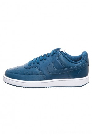 Nike COURT VISION  - Sneakers laag blueNIKE101590