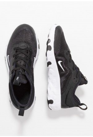 Nike RENEW LUCENT - Instappers black/whiteNIKE303521
