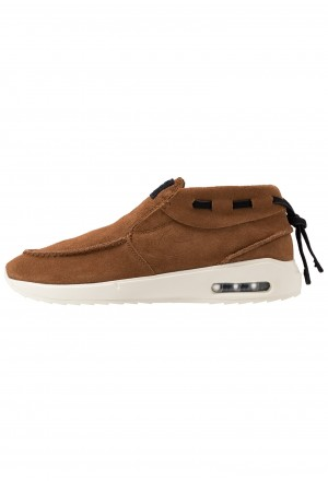 Nike SB AIR MAX JANOSKI 2 - Instappers light british tan/black/pale ivory/whiteNIKE202569