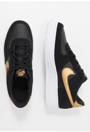 Nike AIR FORCE 1 - Sneakers laag black/goldNIKE303362