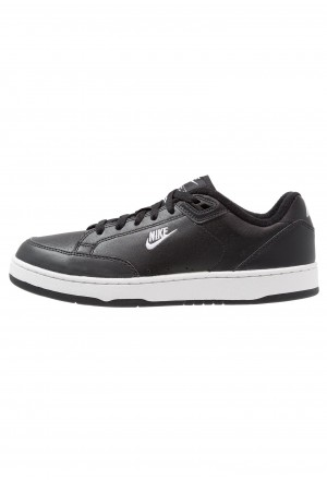 Nike GRANDSTAND II - Sneakers laag black/white/neutral greyNIKE202589