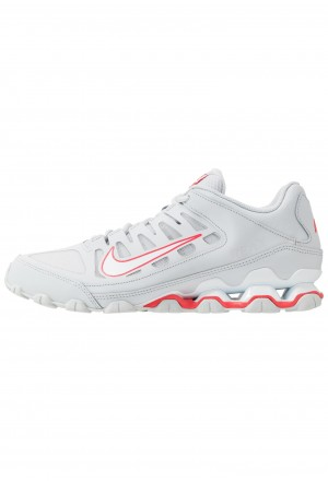 Nike REAX 8  - Sportschoenen pure platinum/white/red orbitNIKE203022
