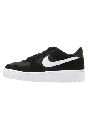 Nike AIR FORCE 1 - Sneakers laag black/whiteNIKE303374