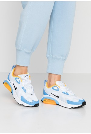Nike AIR MAX 200 - Sneakers laag white/black/half blue/university blue/university gold/pink blastNIKE101274