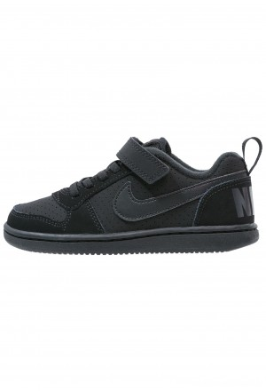 Nike COURT BOROUGH - Sneakers laag blackNIKE303233