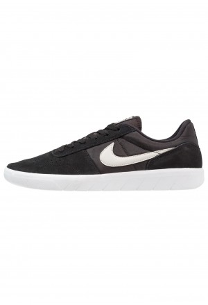 Nike SB TEAM CLASSIC - Skateschoenen black/light bone/whiteNIKE202546