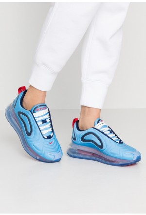 Nike AIR MAX 720 - Sneakers laag university blue/university red/blue void/metallic silver/summit whiteNIKE101373