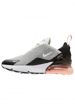 Nike AIR MAX 270 - Sneakers laag platinum tint/white/black/bleached coralNIKE303446