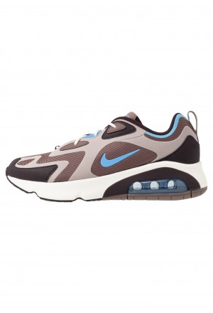 Nike AIR MAX 200 - Sneakers laag plum eclipse/universe blue/pumice/burgundy ash/sailNIKE202261