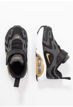 Nike AIR MAX 200 - Sneakers laag black/metallic gold/anthraciteNIKE303331