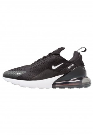 Nike AIR MAX 270 - Sneakers laag black/anthracite/white/solar redNIKE202508