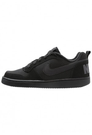 Nike COURT BOROUGH  - Sneakers laag blackNIKE303202