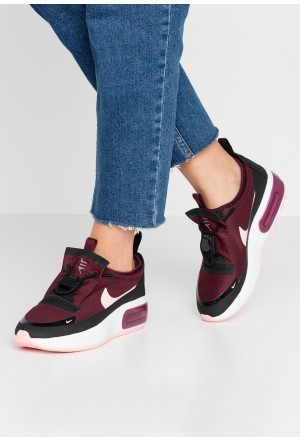 Nike AIR MAX DIA - Sneakers laag night maroon/bleached coral/black/summit whiteNIKE101386