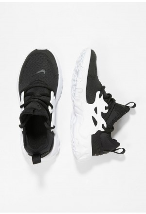 Nike REACT PRESTO - Sneakers laag black/whiteNIKE303468